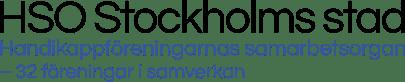 HSO Stockholms stad Logotyp