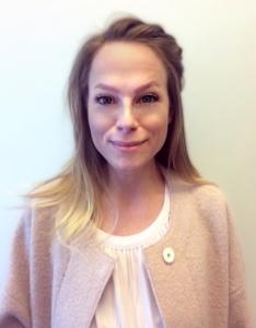 Foto på ordförande Anna Quarnströ